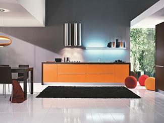 Farba v kuchyni